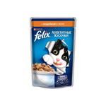 Консервированный корм для кошек Кусочки в желе с индейкой
